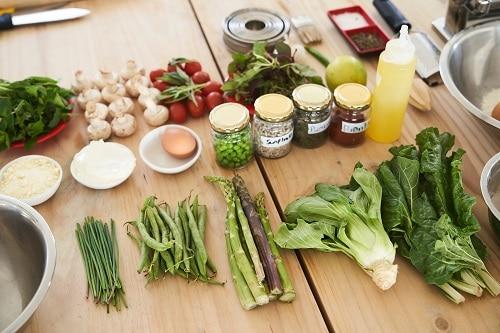 Nízkosacharidový jídelníček mohou dodržovat také vegetariáni a vegani.