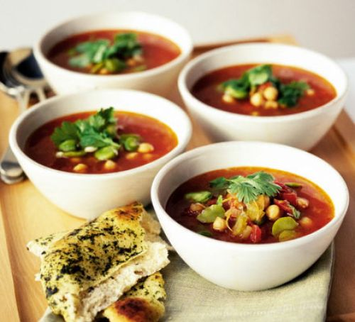 Skvělý recept na cizrnovou polévku
