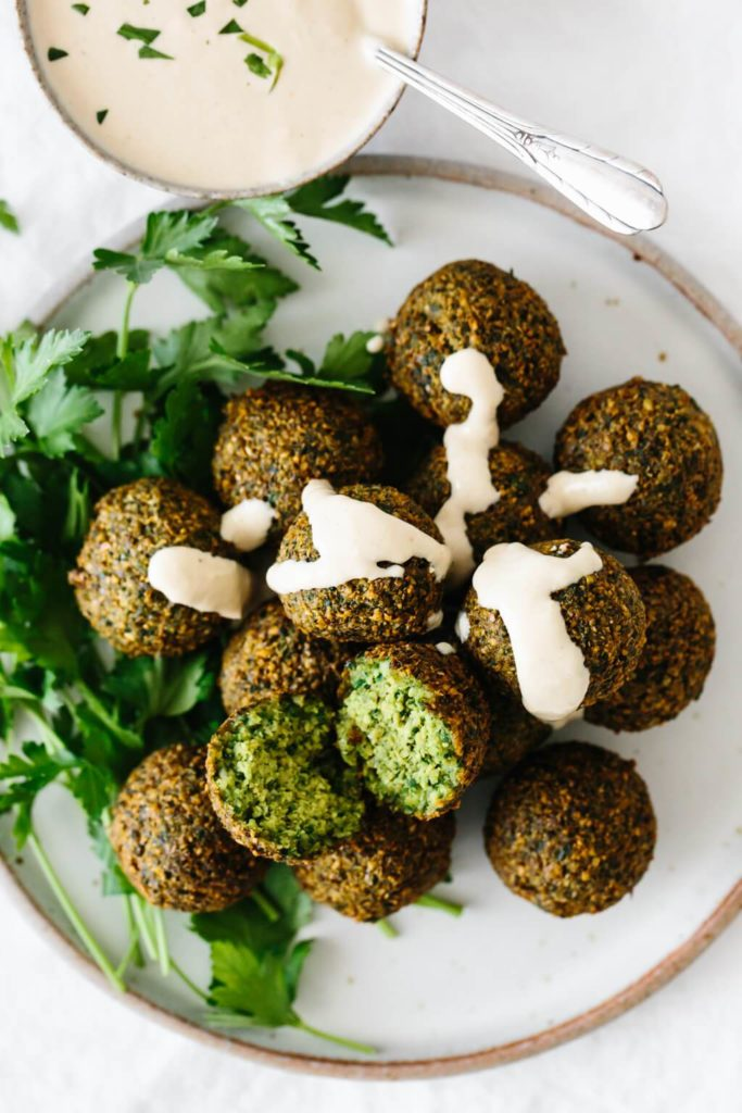 Skvělý recept na falafel