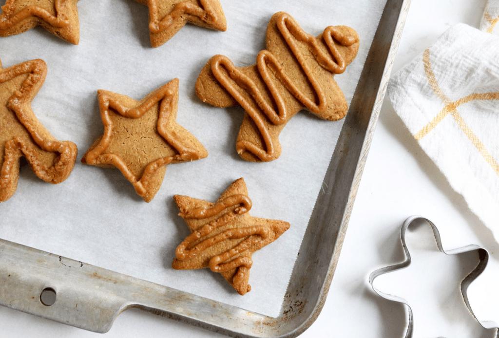 Výtečný recept na vánoční veganské perníčky