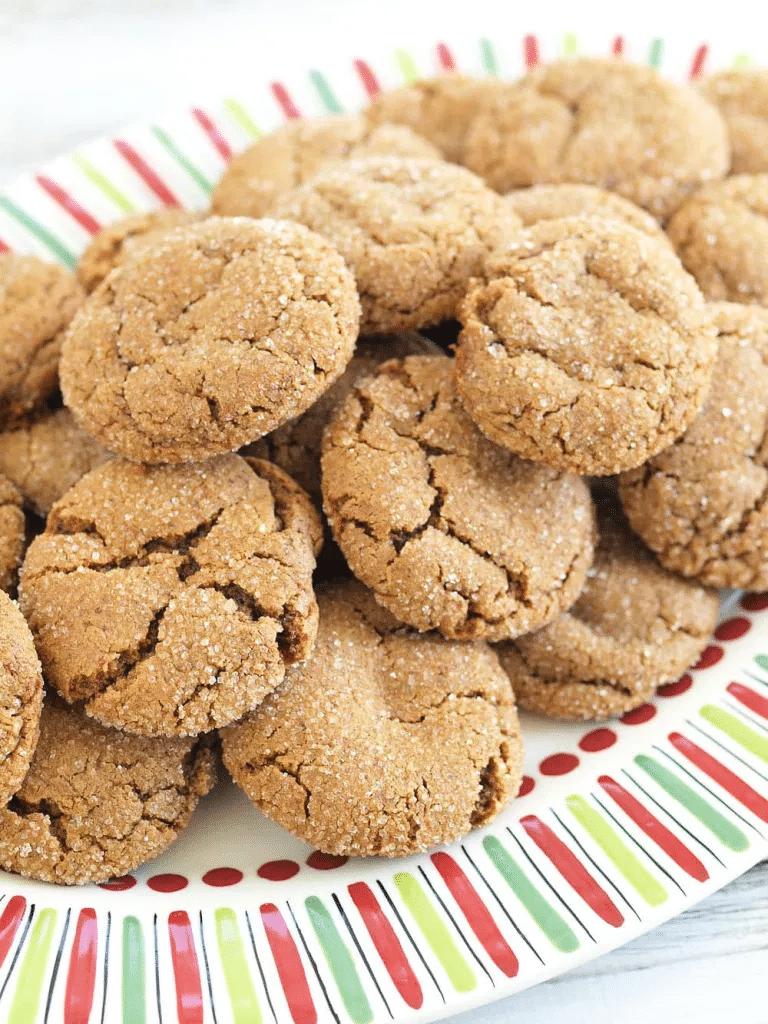 Skvělý recept na fitness sušenky se zázvorem