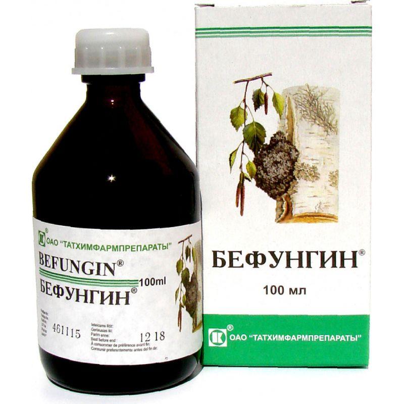 Extrakt z čagy Befungin