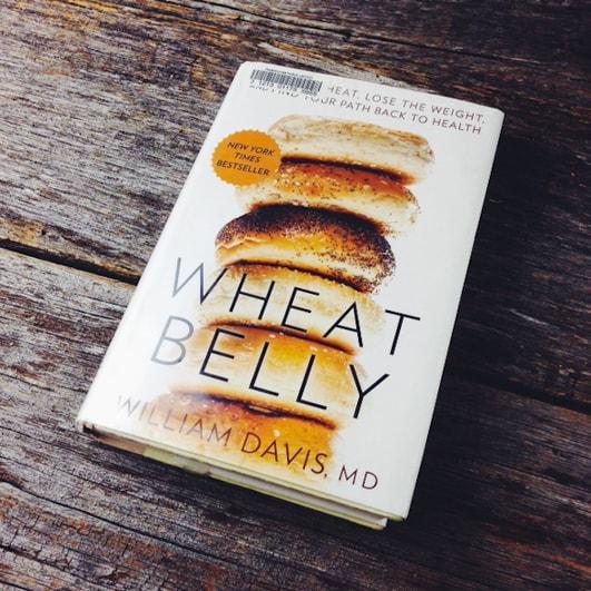 Kniha Wheat Belly od Dr. Williama Davise